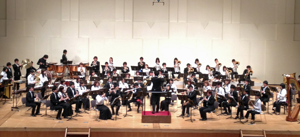 平成25年度東京都大学吹奏楽コンクール 開催情報