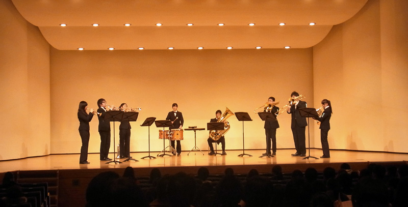 平成28年度東京都大学アンサンブルコンテスト